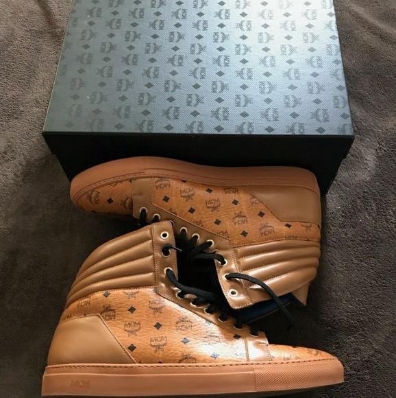 MCM Shoes | Mcm Men Sneakers | Poshmark